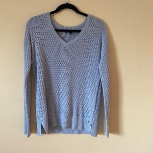 American Eagle Lilac Pullover Knitted Sweater